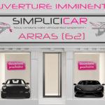 Nouvelle agence à Arras
